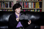 BBC Sherlock: Death Frisbee?
