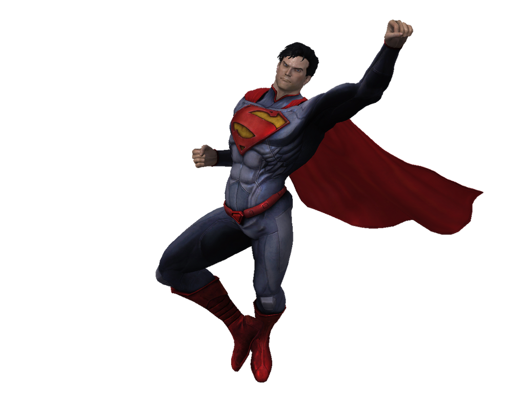 Injustice Superman New 52 by dirtscan on DeviantArt