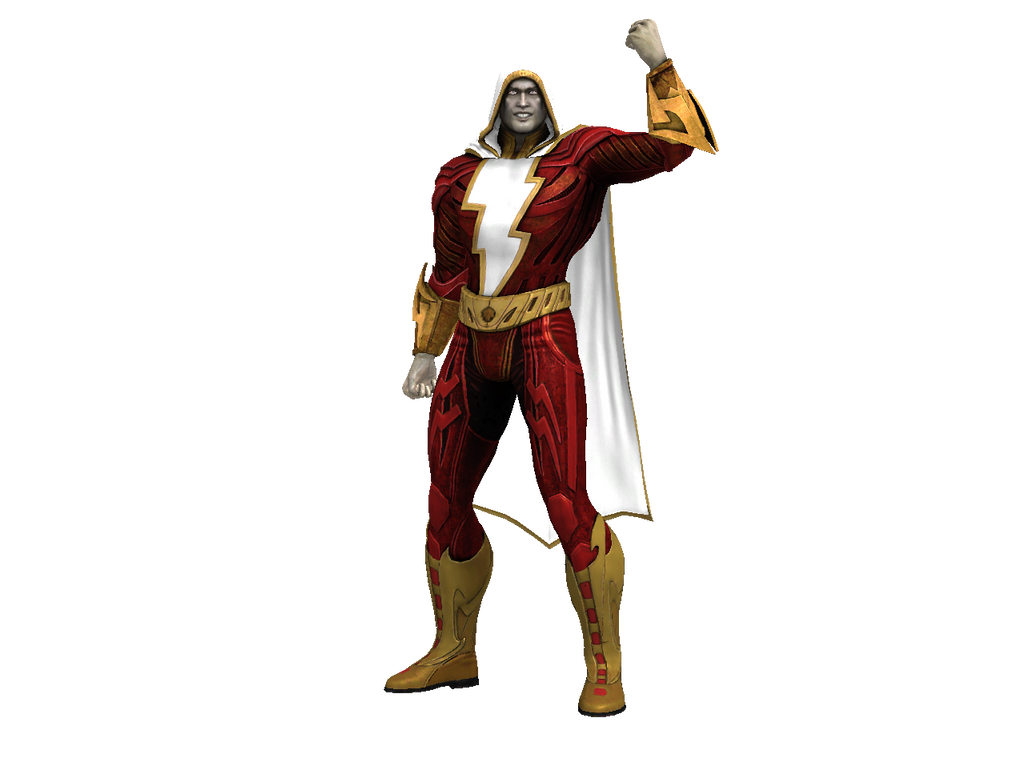 Injustice Shazam By Dirtscan