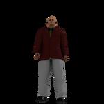 Randy Orton (suit)