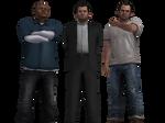 The GTA 5 Trio