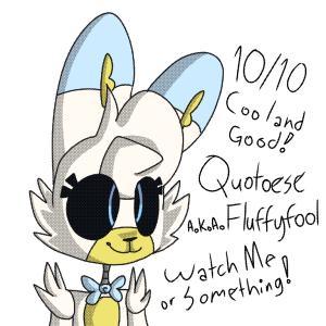Fluffyfool's Profile Picture