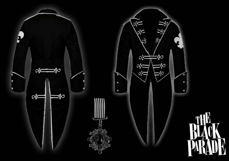 Cosplay Tailcoat Pattern - Фото база