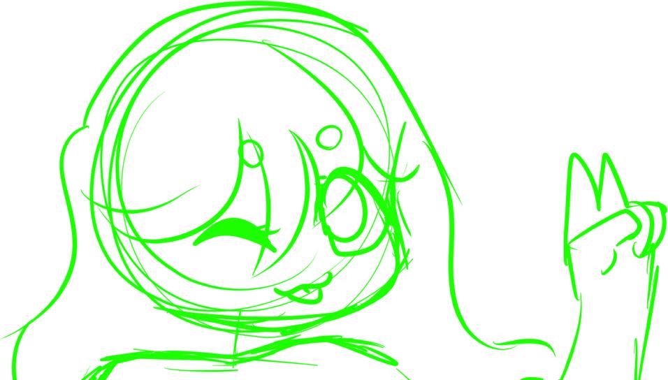 Headshot   Sketch by SimplyAran