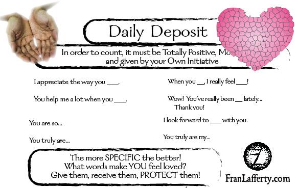 Daily Love Deposit by mirroreyes1