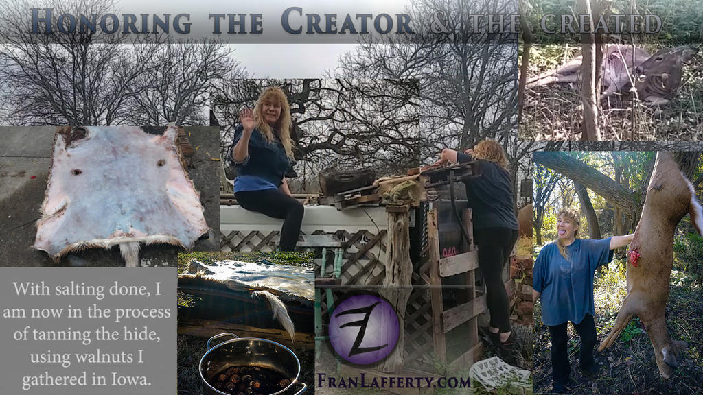 Honoring the Creator and the created