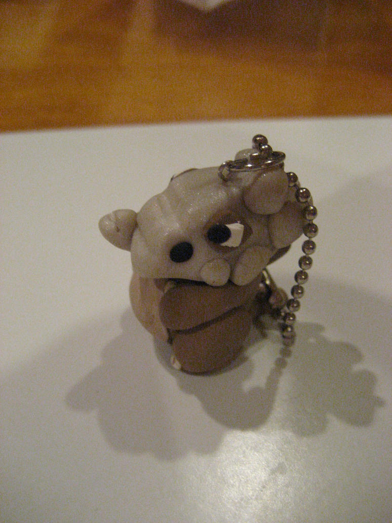 Cubone Key Chain v.2 by Hey-Jealousy