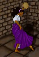 Esmeralda by Amy-Donkey