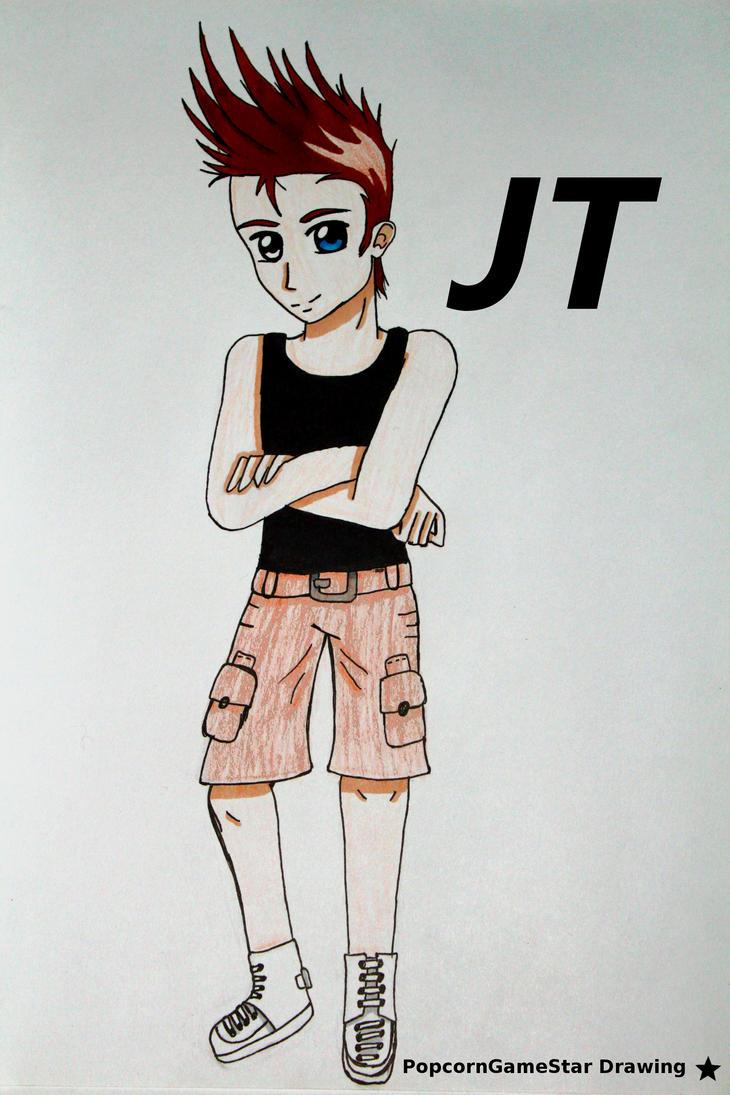 JT (OC) by PopcornGameStar