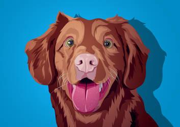 Dog1 by Chanoribz