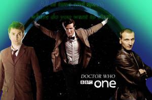 Doctor Who - A Fan's Preview by RoseBadWolfTyler