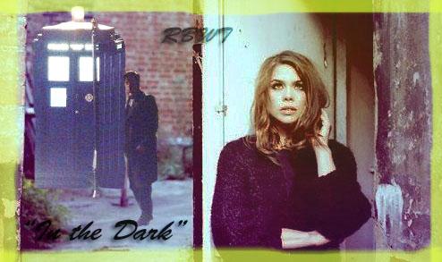 In the Dark: Eleven/Rose by RoseBadWolfTyler