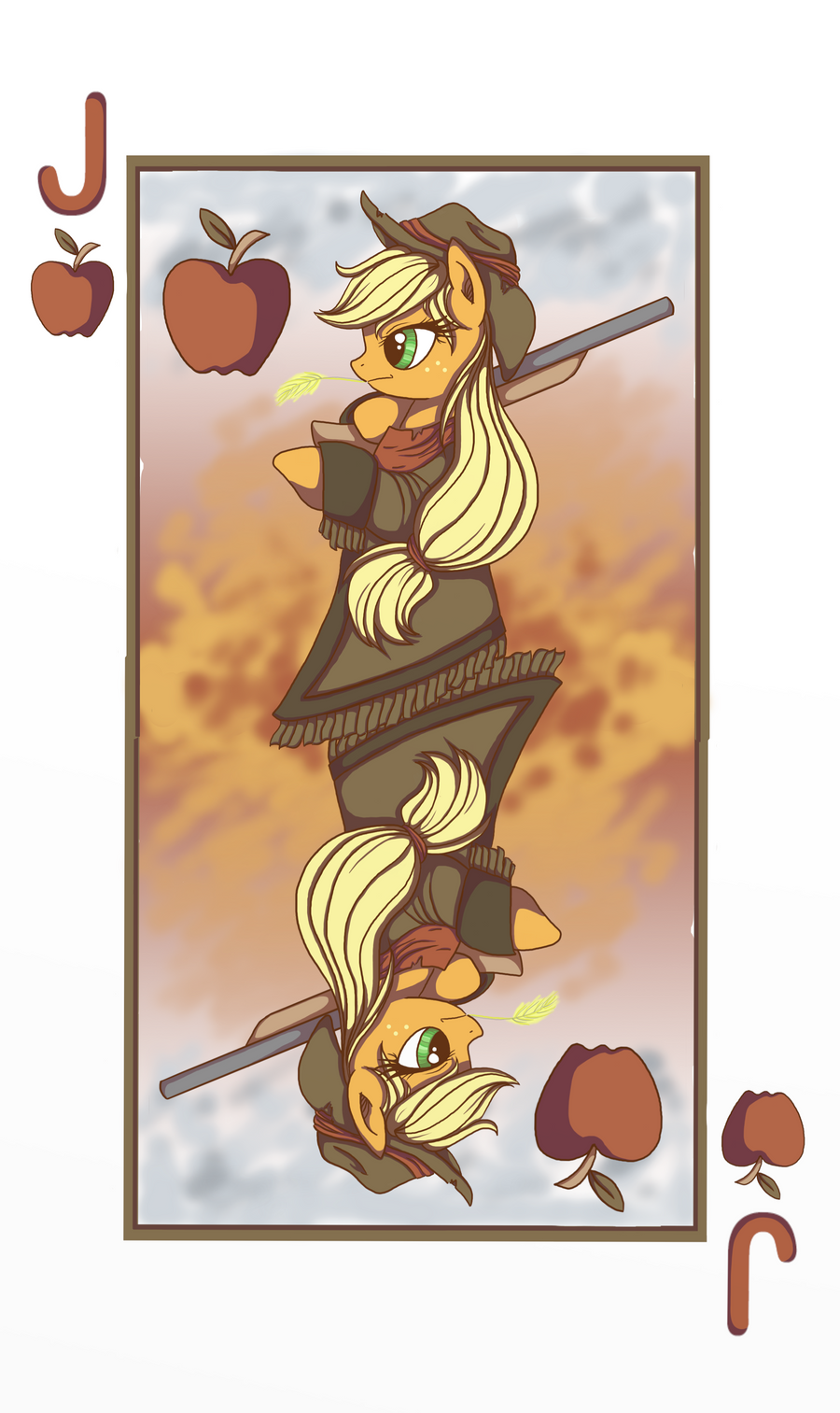 The Jack of Apples by AngelicModivation