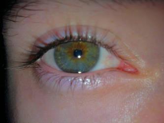 my eye by EssRocks