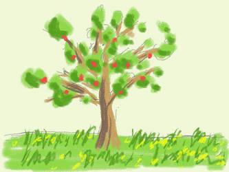 Apple Tree? by nickpotz