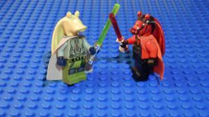 Jedi Gungan Vs Sith Gungan