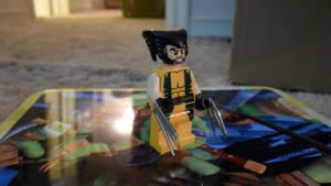 Custom clawed Wolverine