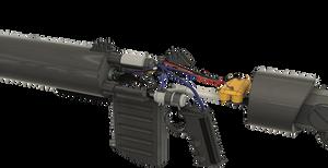 Dreamkeeper's Modular Midrange Rifle Internals by Non--Euclidean