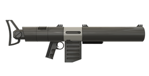 Dream Keepers Modular Midrange Rifle by Non--Euclidean