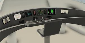 Voltrak v53 Console and cab updates by Non--Euclidean