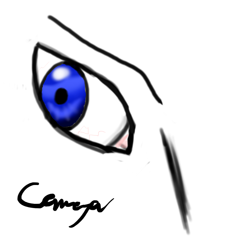 Eye - First Attempt by Camega42