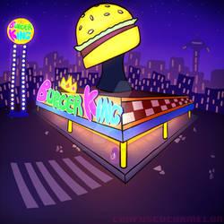 Burger KING [UNIVERSE UNKNOWN]