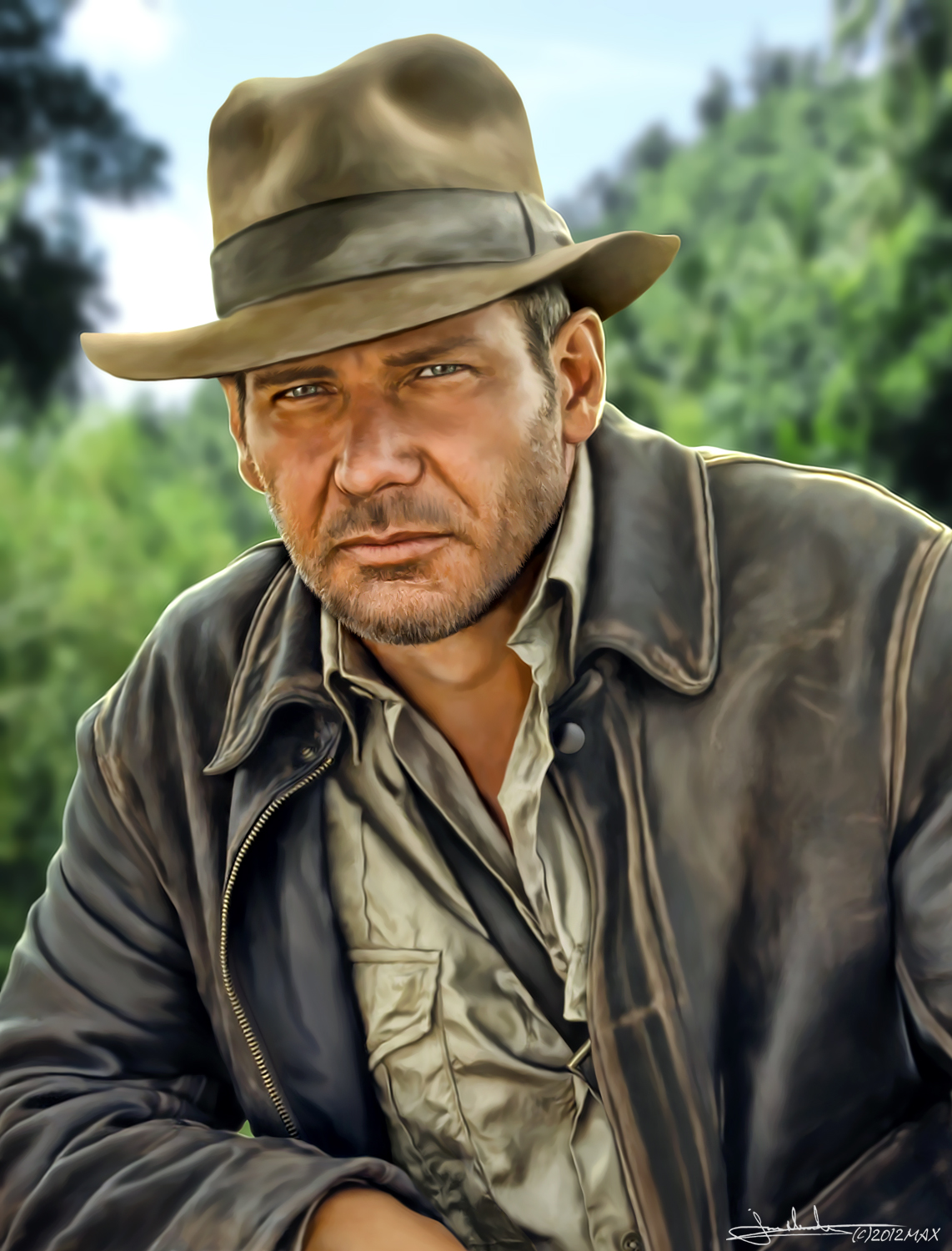 indiana jones harrison ford by maxhitman on deviantart. Cars Review. Best American Auto & Cars Review