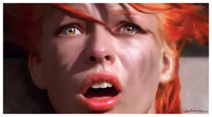 Fifth Element - Leeloo