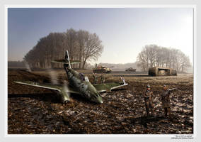 Messerschmitt 262 by MaxHitman