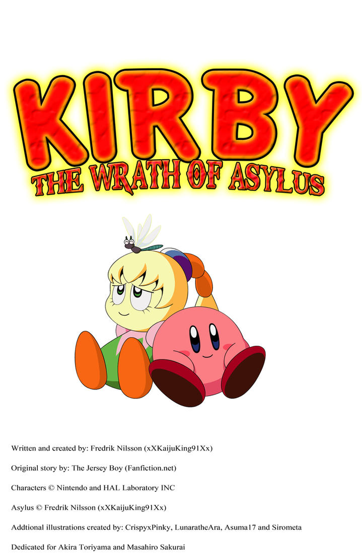 Kirby - WoA Page 1 by KingAsylus91