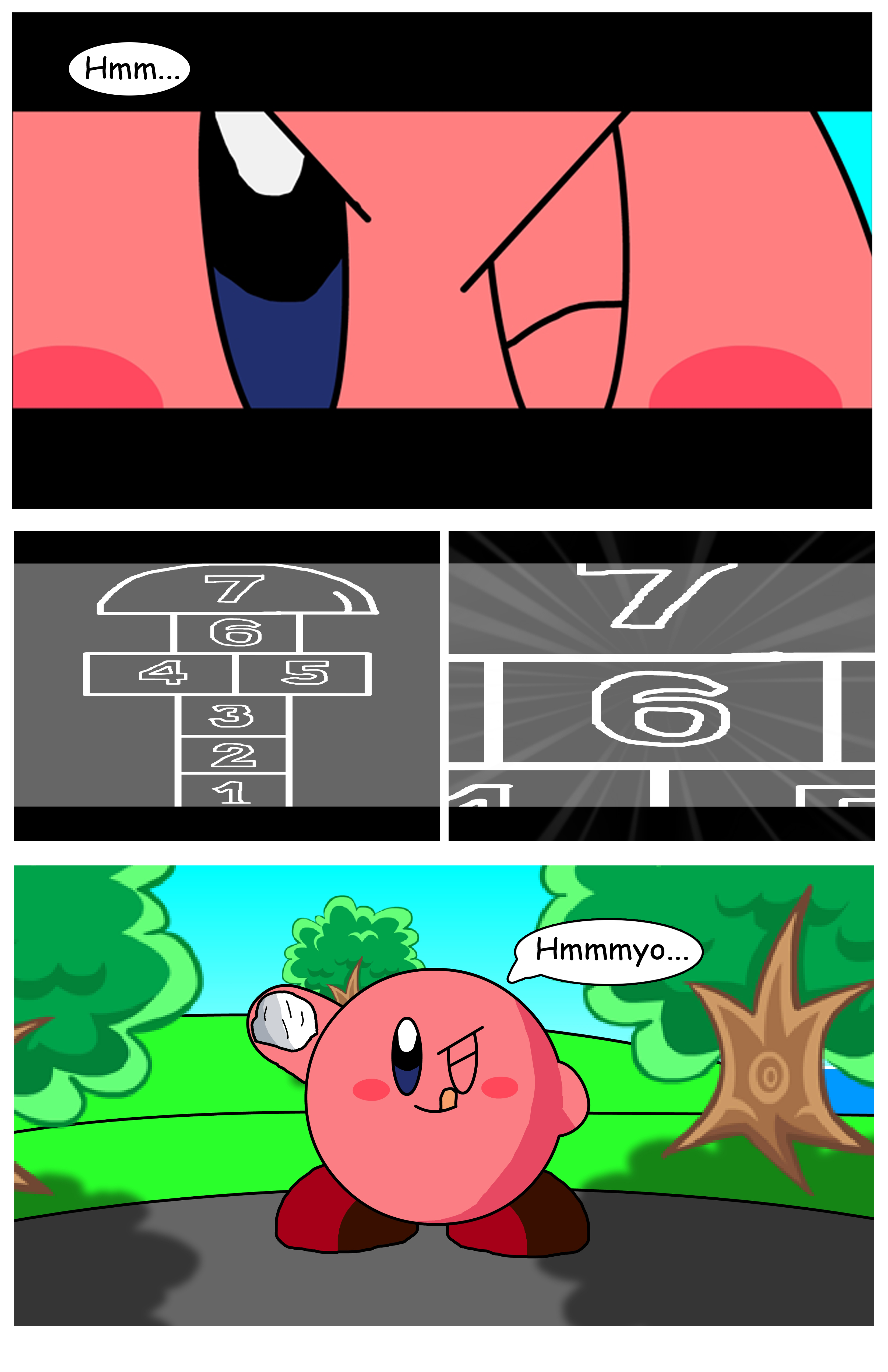 Kirby - WoA Page 6 by KingAsylus91