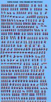 Mario Sprite Sheet