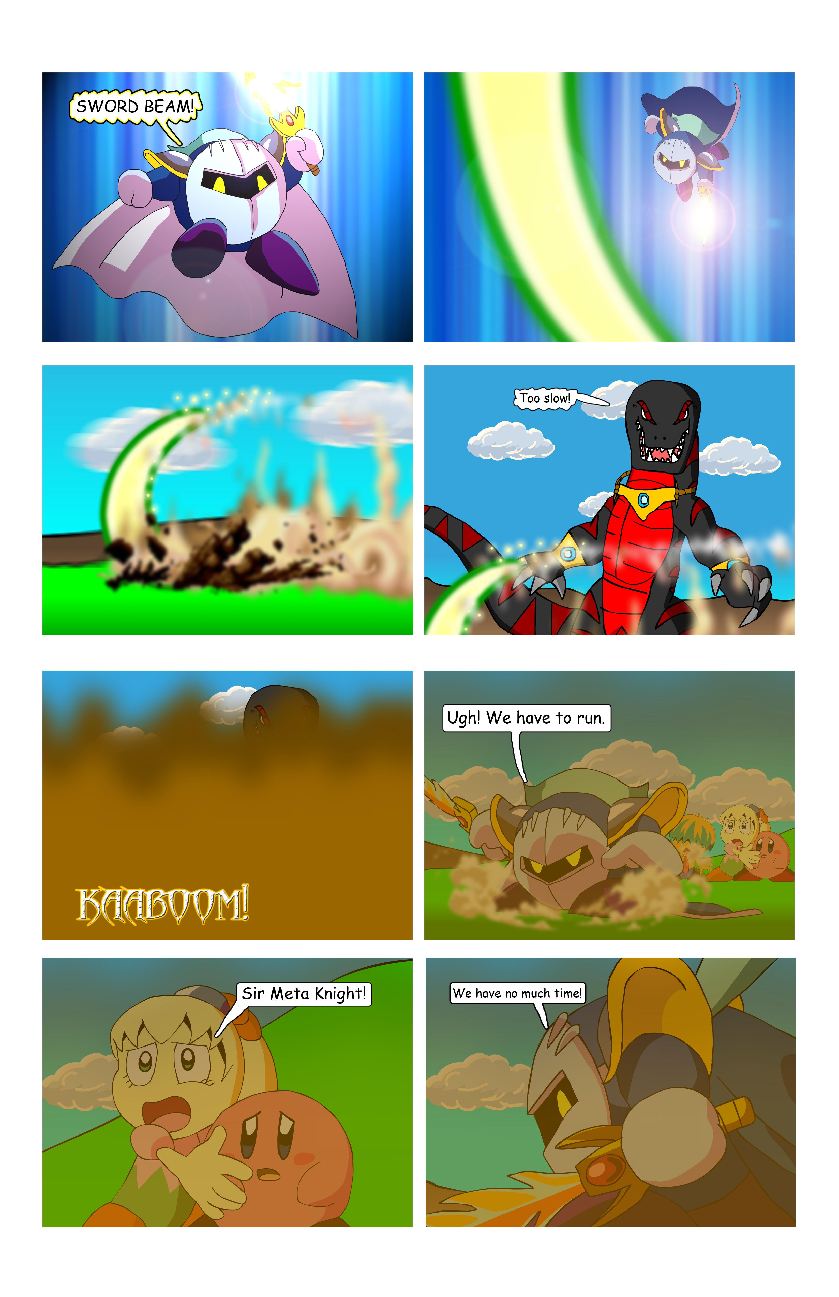 Kirby - WoA Page 51 by KingAsylus91