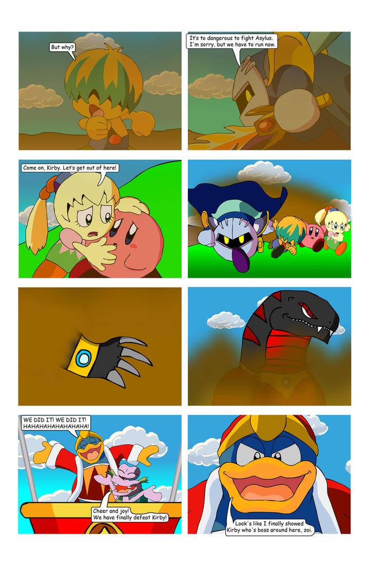 Kirby - WoA Page 52 by KingAsylus91