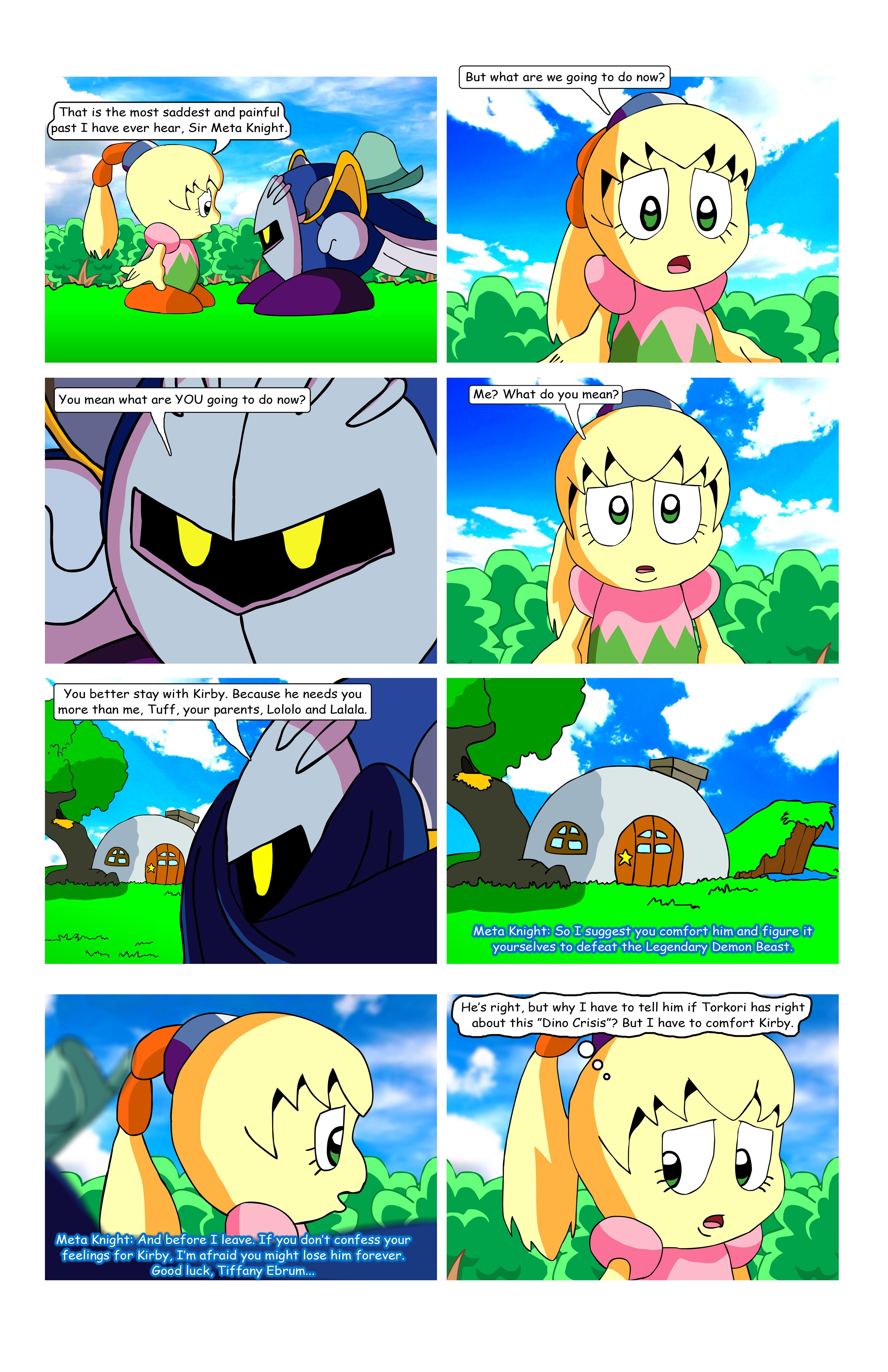 Kirby - WoA Page 76 by HeiseiGoji91 on DeviantArt