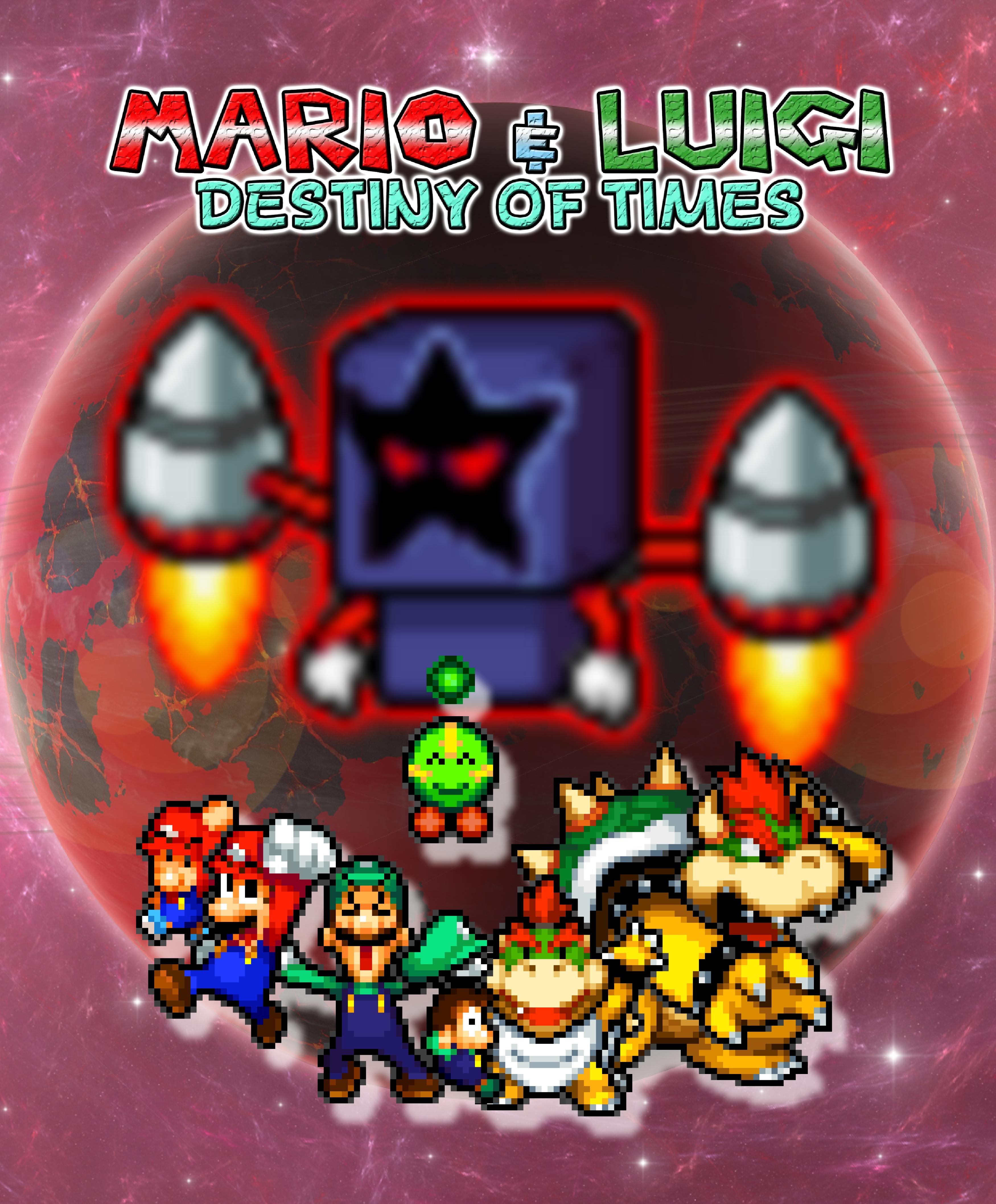 mario and luigi fan game