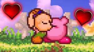 KirbyxFumu - Happy Valentine Day