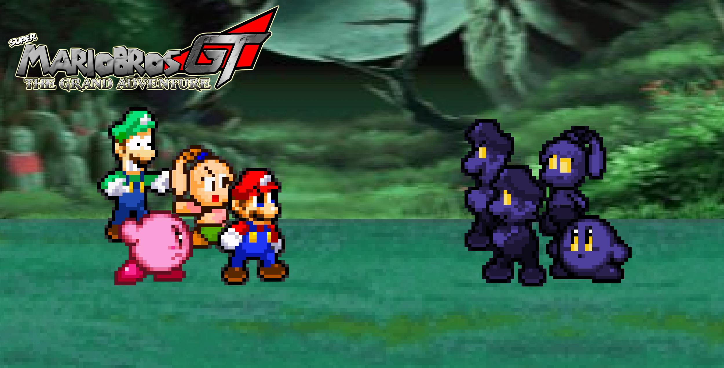 Mario Heroes Face Cosmo Clones by KingAsylus91