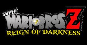 Super Mario Bros Z Reign of Darkness Logo