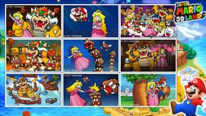 Super Mario 3D Land Photo Album
