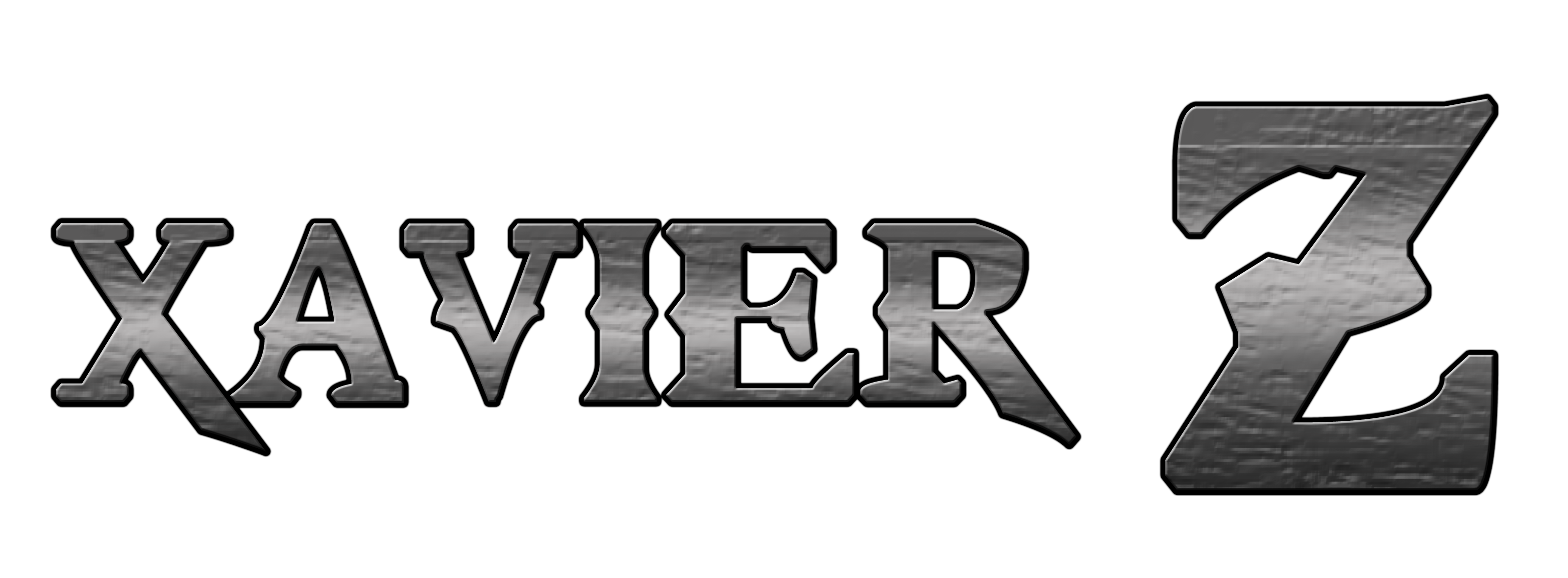 Xavier z logo by kingasylus91 on deviantart for Xavie z