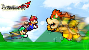 Mario Brothers vs. Bowser