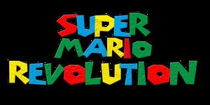 Super Mario Revolution Logo
