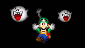 Happy Halloween - Luigi's Mansion!