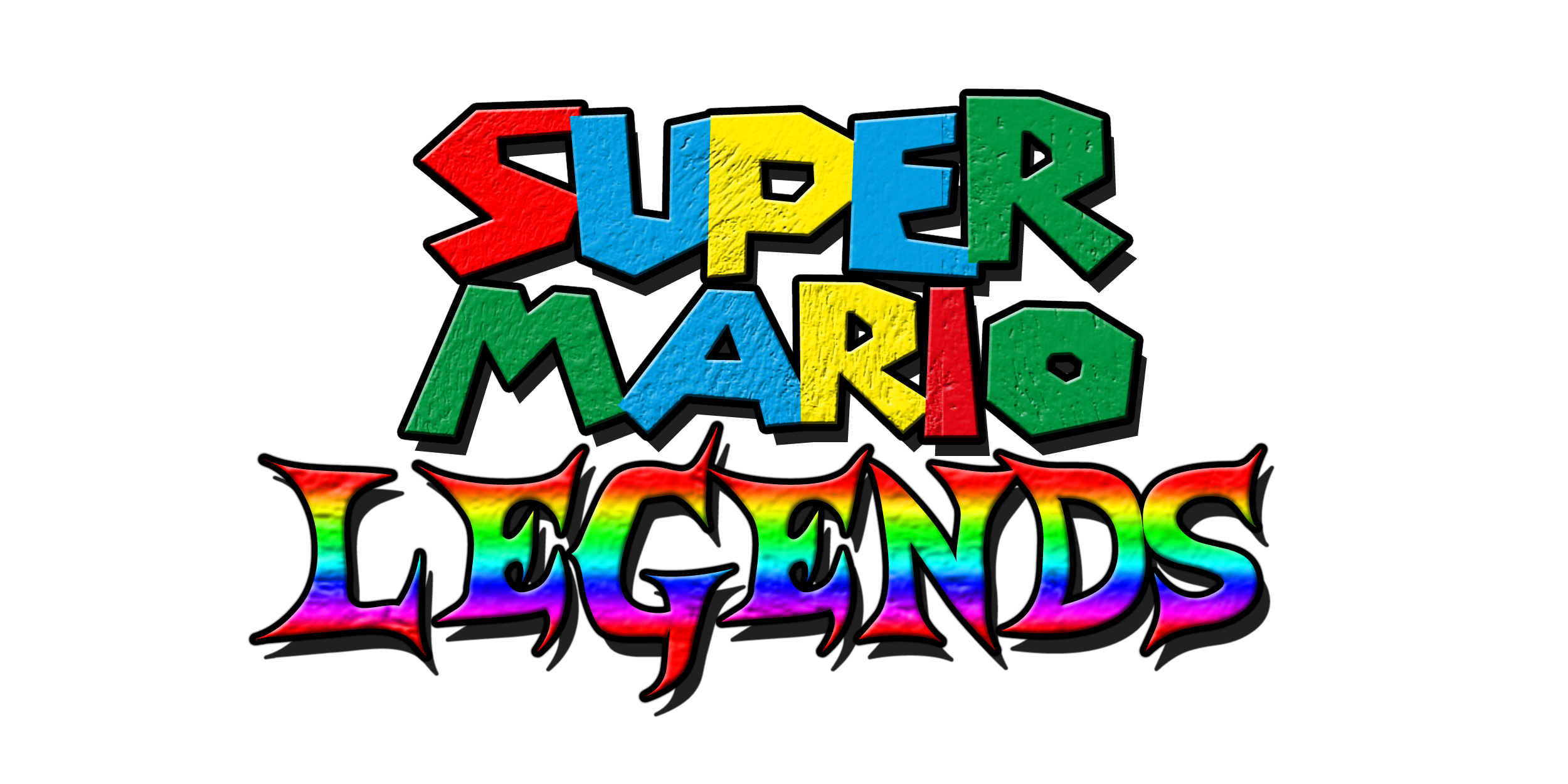 Super Mario Legends Logo by KingAsylus91