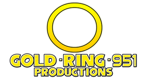Gold-Ring-951 productions Logo (Revamp)
