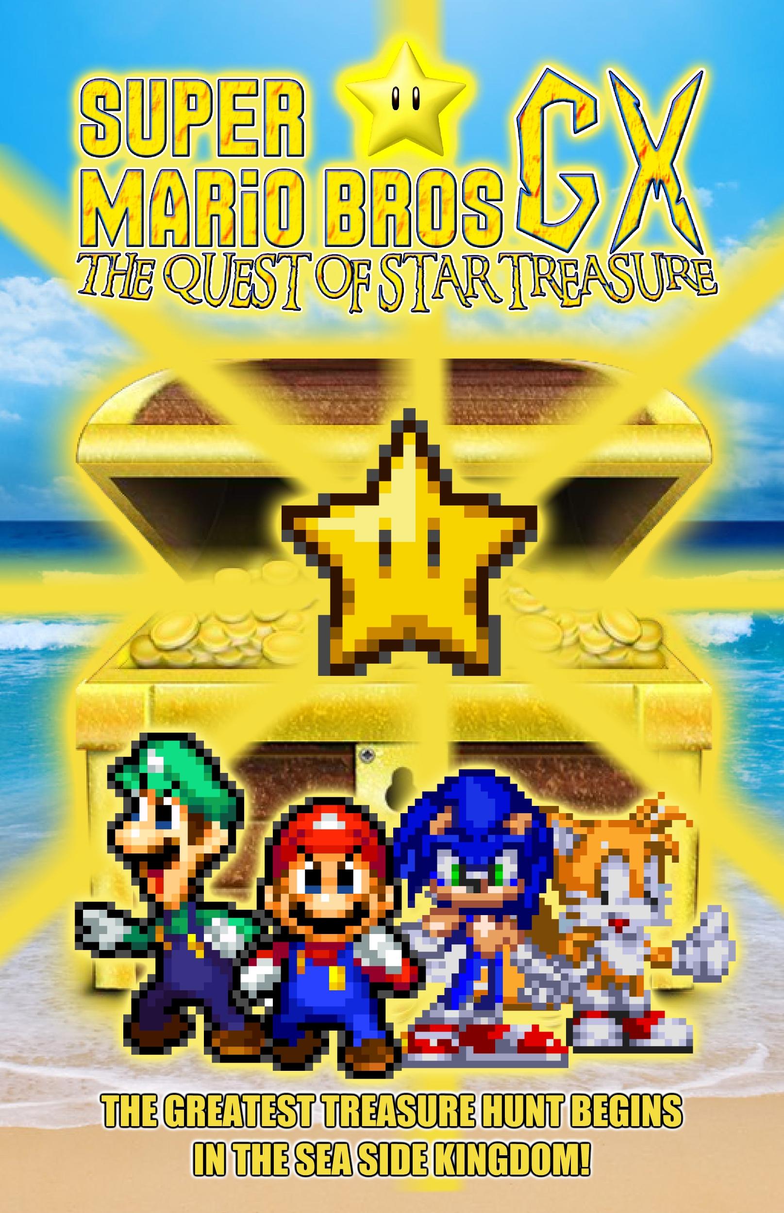 SMBGX Poster by KingAsylus91