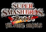 Super Smash Bros Brawl The First Brawls Logo