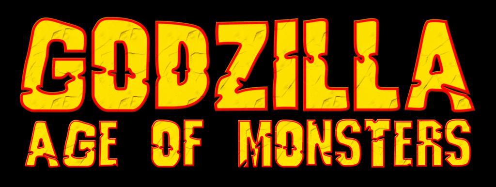 Godzilla Age of Monsters Logo