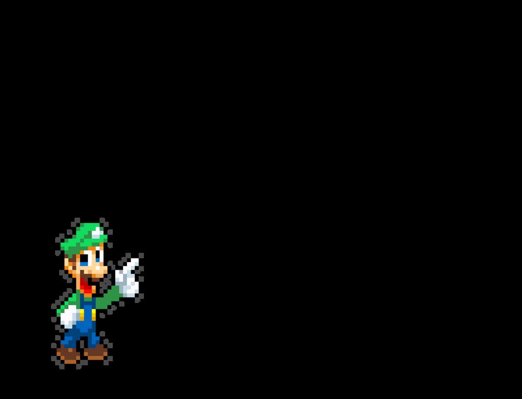 Luigi's Message by KingAsylus91